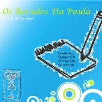 Os Recados Da Paula