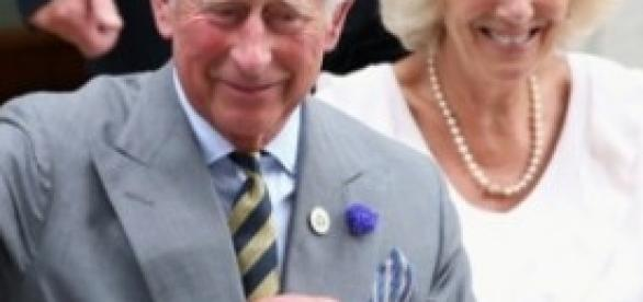 Il principe Carlo e Camilla Parker Bowls