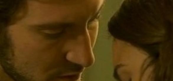Il Segreto: Tristan e Pepa finalmente insieme