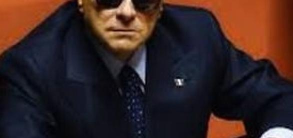 La caduta di Silvio.