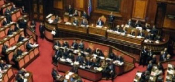 la camera dei deputati della Repubblica