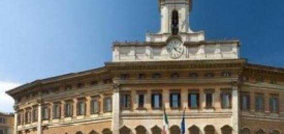 Montecitorio,deputati e senatori al voto.