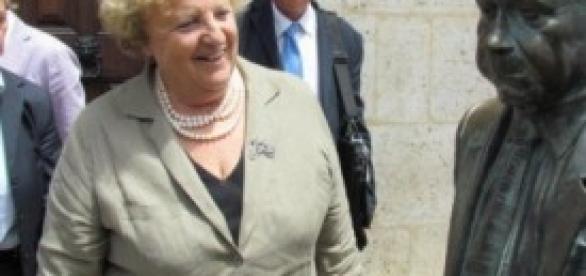 Il ministro della Giustizia Annamaria Cancellieri