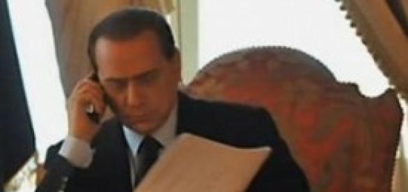 Berlusconi, intervista al Tg5