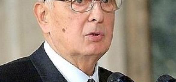 Napolitano: clamoroso ipotesi dimissioni