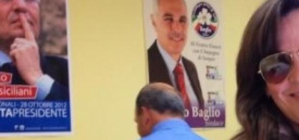 Elettrice del Pd alle urne alle scorse primarie