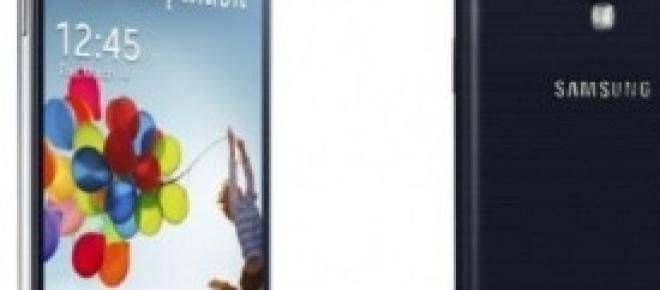 Samsung Galaxy S4 e gestione senza tocco