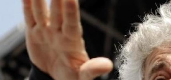 Beppe Grillo fa ricorso per riavere i soldi