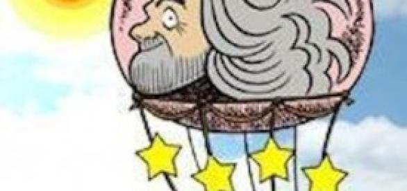 Beppe Grillo: discorso di fine anno