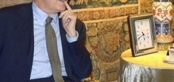 Il senatore Luigi Manconi