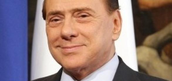 Silvio Berlusconi nel 2010