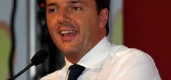 Matteo Renzi cambia rotta, foto Wikipedia