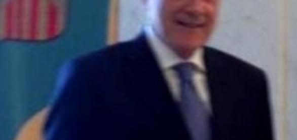 Pietro Grasso, presidente del Senato