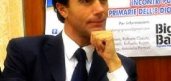 Sandro Gozi, deputato del Pd