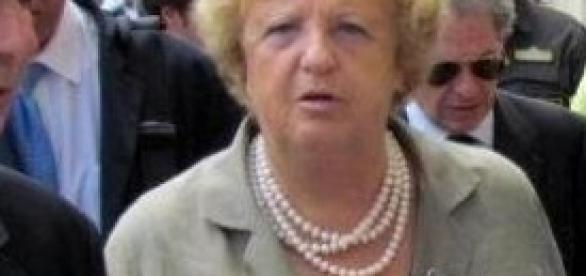 Ministro Giustizia Annamaria Cancellieri