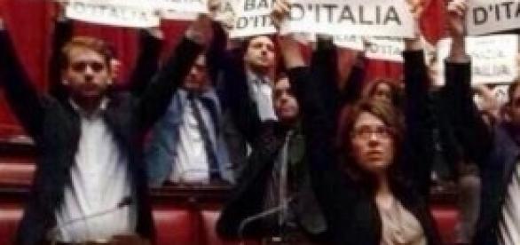 Deputati M5s, ostruzionismo alla Camera