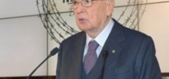 Giorgio Napolitano, Capo dello Stato