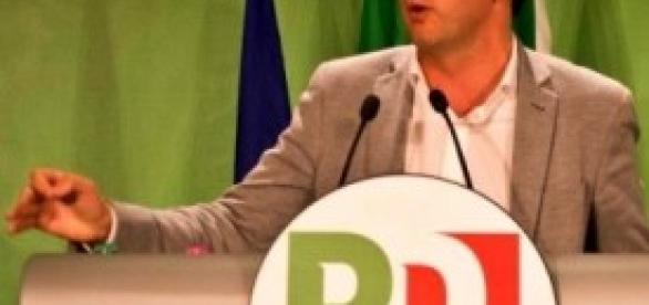 Matteo Renzi, segretario Partito democratico