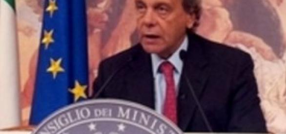 Francesco Nitto Palma senatore di Forza Italia