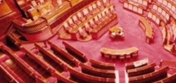 L'aula di Palazzo Madama - Senato Repubblica