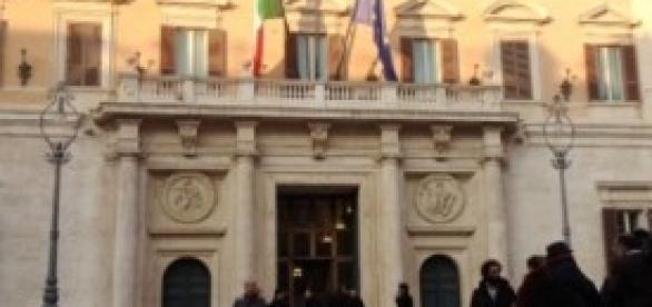 Montecitorio, Camera dei Deputati