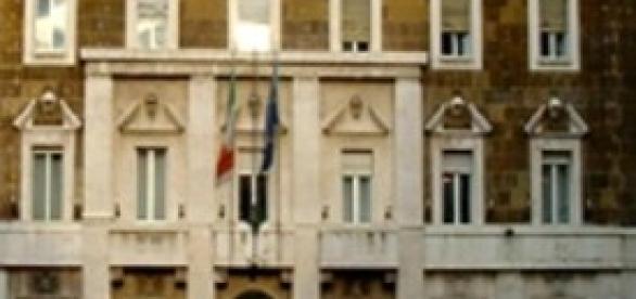 Sede Csm, Palazzo dei Marescialli, Roma