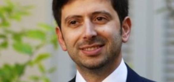 Roberto Speranza, capogruppo Pd Camera