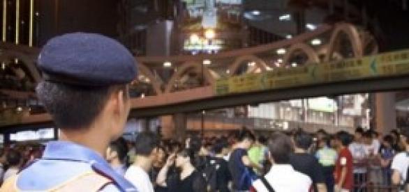 Come Occupy Central aggira la censura cinese?
