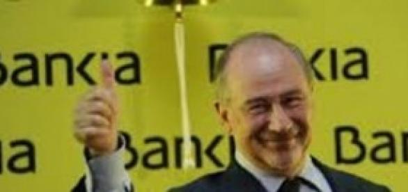 Rodrigo Rato ex-presidente de Bankia