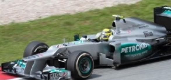 La remontada de Nico Rosberg