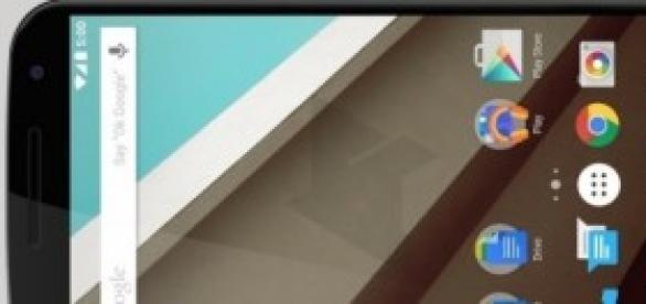 Possível aspecto do Nexus 6