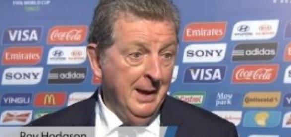 Roy Hogdson, England coach