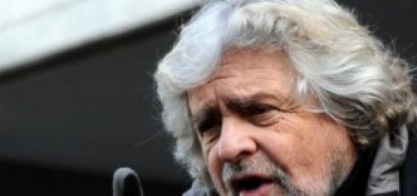 Fischi per Grillo a Genova.
