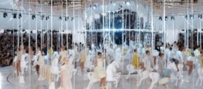 El mágico carrusel de Louis Vuitton