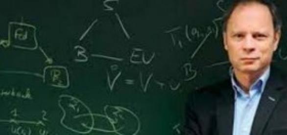 El economista francés Jean Tirole