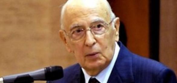 Giorgio Napolitano al consiglio di sicurezza