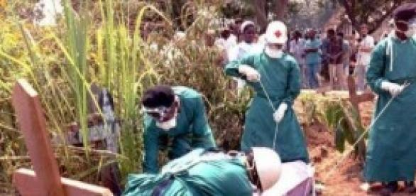 Un nuevo caso de ébola en Estados Unidos.