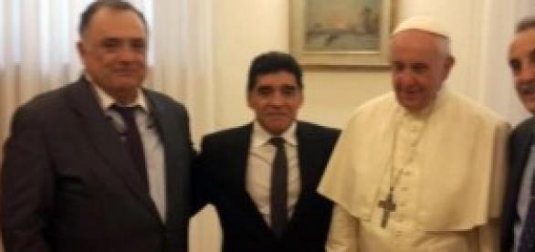 El nuevo embajador del Vaticano es Eduardo Valdés