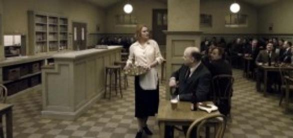 """Filme sueco """"Um Pombo Pousou Num Galho..."""""""