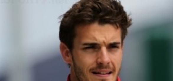 Jules Bianchi piloto Fómula 1