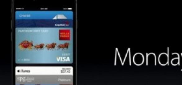 Apple Pay, disponível esta segunda-feira