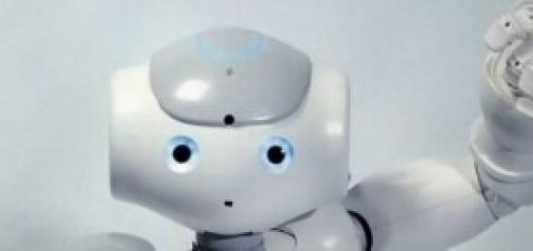 """El Robot Humanoide """"Coco""""."""