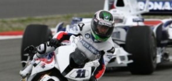 Formula 1 y motoGp juntos