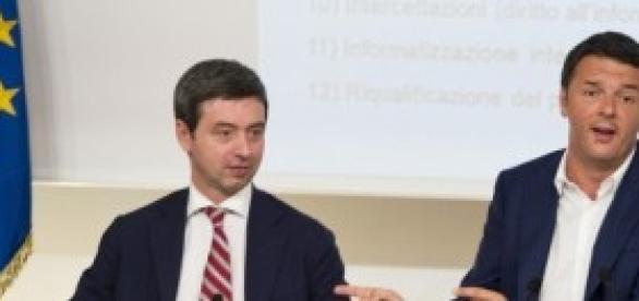 Indulto amnistia 2014 Bernardini vs Renzi-Orlando