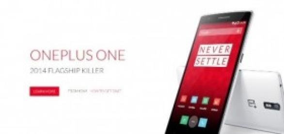 OnePlus One, a melhor opção topo de gama.