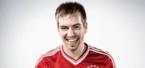Philipp Lahm, capitán e ídolo