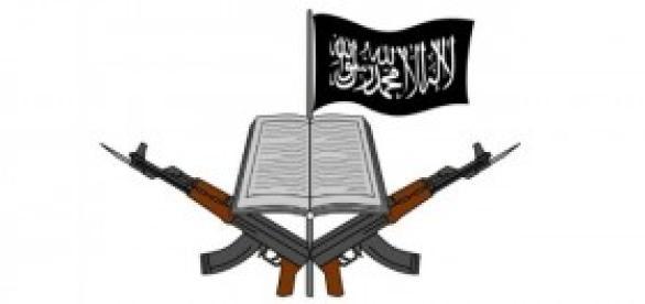 Símbolo do movimento Boko Haram