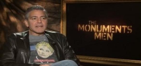 El actor George Clooney se casó