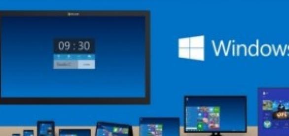 Apresentado o novo Windows 10