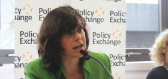 Transport Minister, Claire Perry MP